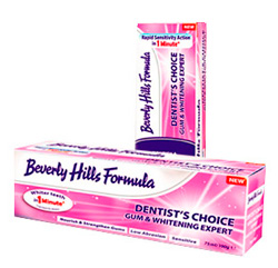 ������������ ����� Beverly Hills Formula Dentist's Choice Gum & Whitening Expert